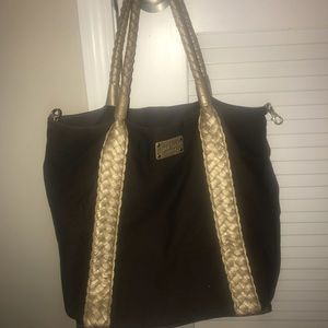 SOLD Kate Spade Canvas Tote